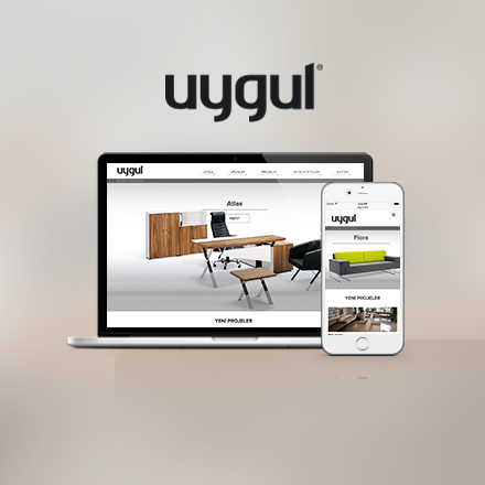 We have completed Uygul Mobilya Web Site project!